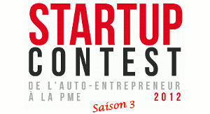 Concours Startup Contest Edition 2012